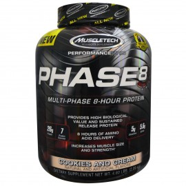 PHASE 8 MUSCLETECH 5 LIBRAS