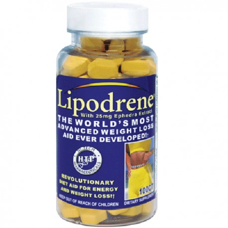 LIPODRENE HI-TECH 100 CAPS